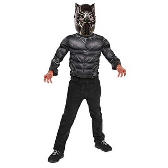 NEW Black Panther Marvel Avengers Super Costume